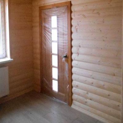 Блок хаус сосна 130