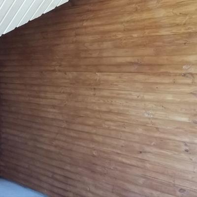 Блок хаус сосна 80