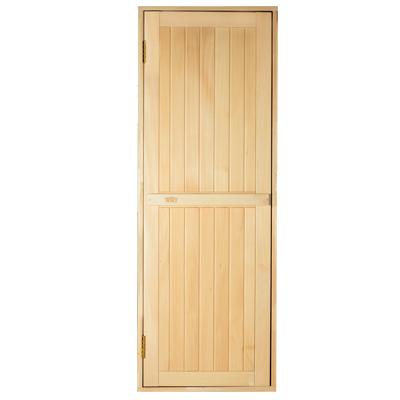 Двери для бани и сауны Глухая