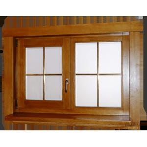 Окно для сауны