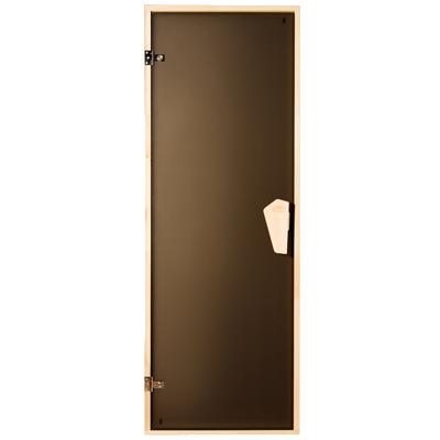 Двери для бани и сауны Sateen
