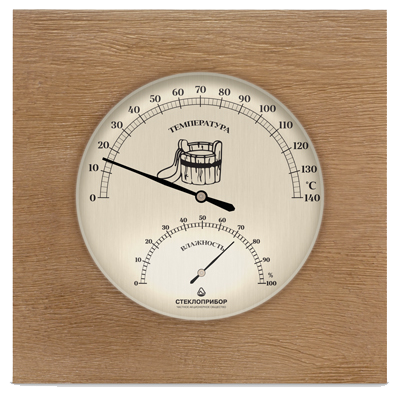 Termogidrometr 62 - Термометр гидрометр №6