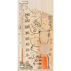 Термометр Банная станция