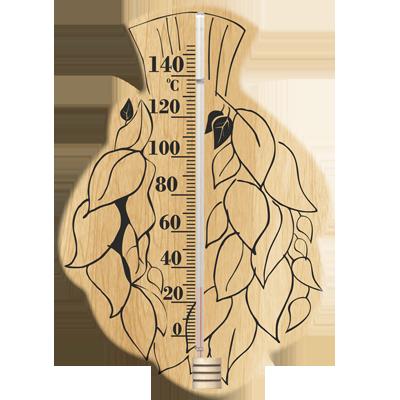 Термометр Береза