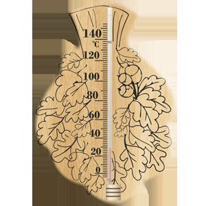 Термометр Дуб