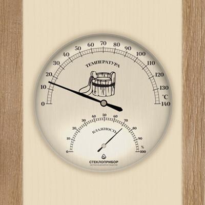 Термометр гидрометр 3