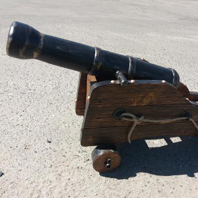 Пушка корабельная