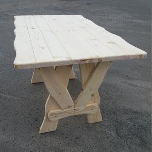 Стол сосна фигурный 2м