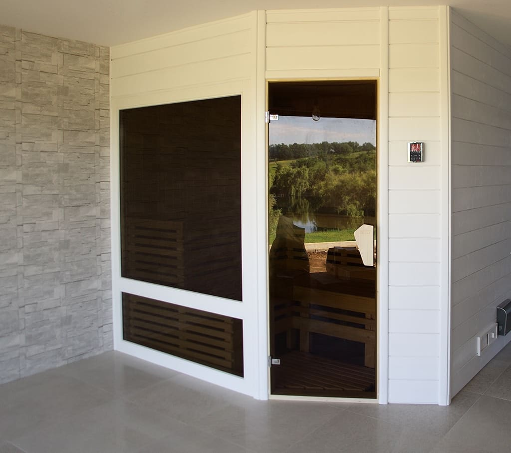 sauna kvartita min - Сауны под ключ