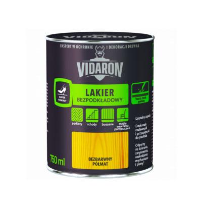 lakmat0752 - Паркетный лак Vidaron матовый (0,75л)