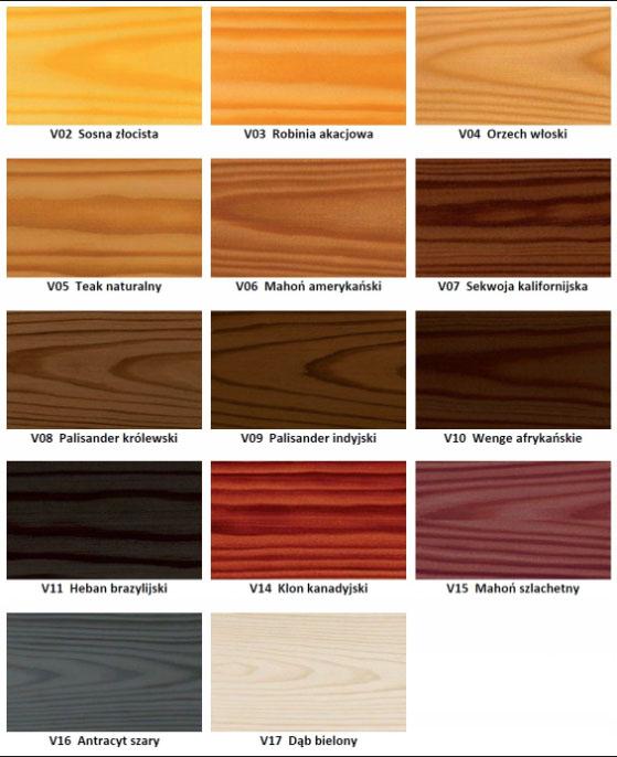 vidaron colorb - Краска Vidaron Импрегнат (2,5л)
